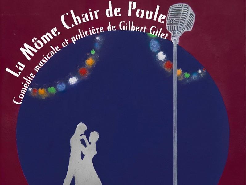 « La Môme Chair de Poule » par le Théâtre de l'Ante à LANGEAIS © Theatre de l'Ante