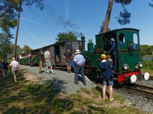 Train à vapeur de Rillé à RILLE - 3  ©  aecfm