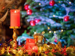 Noël de lumières à LANGEAIS - 2  © ADT Touraine / Jean-Christophe Coutand