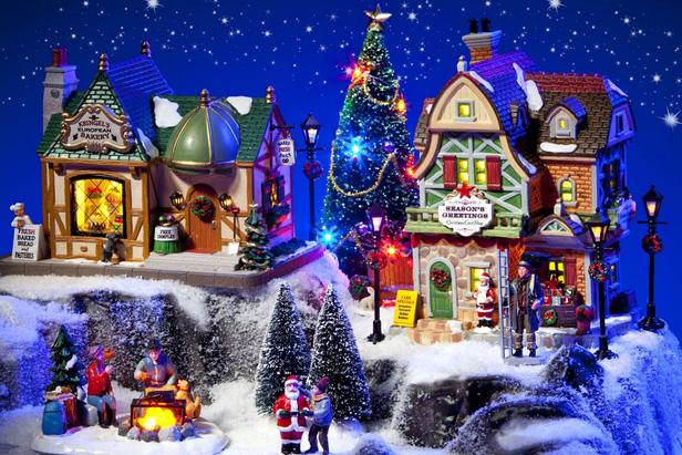 Marché de Noël et téléthon à AUTHON-DU-PERCHE © anim' authon