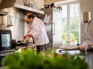 Vincent Cuisinier de Campagne à COTEAUX-SUR-LOIRE - 4  © Jean-Christophe COUTAND