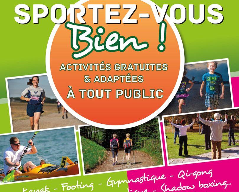 Sportez-Vous Bien ! à MONTARGIS © Mairie de Montargis