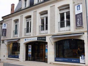 Office de Tourisme de Blois Chambord-Val de Loire à BLOIS - 2  © OT Blois Chambord