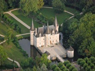 Parc du château de Lisledon à VILLEMANDEUR - 3  © Mairie Villemandeur